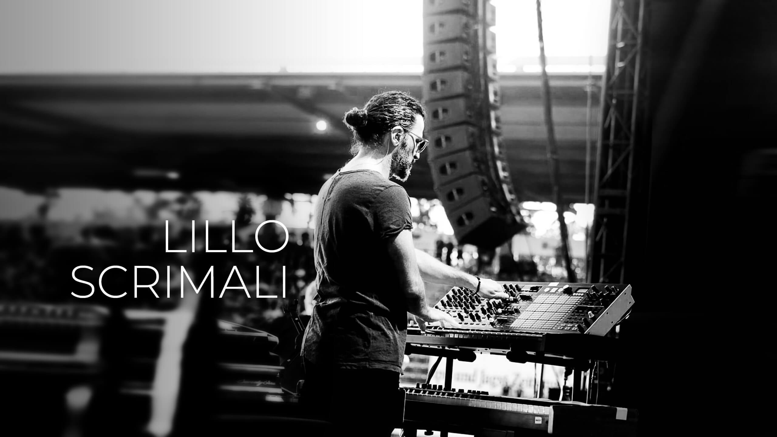 Lillo Scrimali am Keyboard